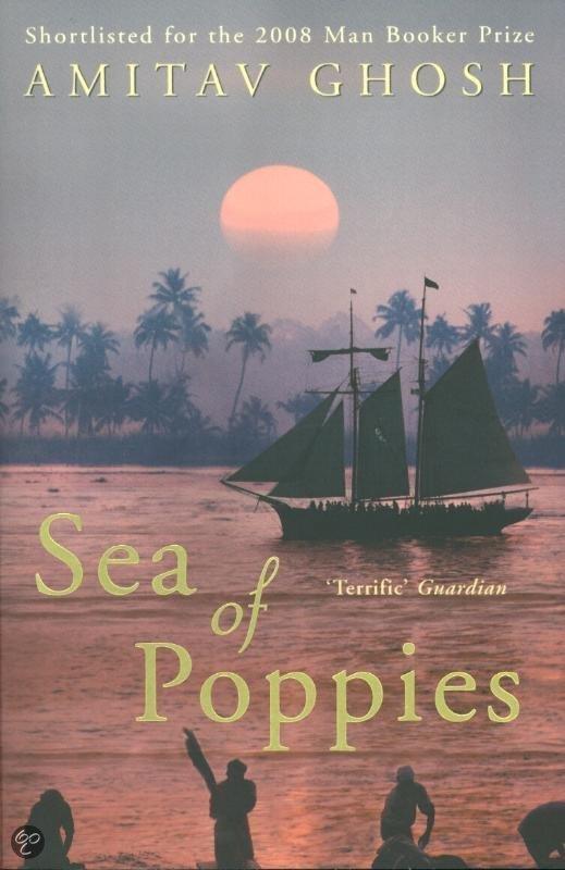 Books by Amitav Ghosh