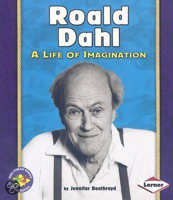 An autobiography is a book a person writ by Roald Dahl ...