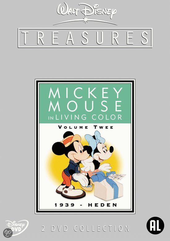 Walt Disney Treasures - Mickey Mouse In Living Color (Deel 2)