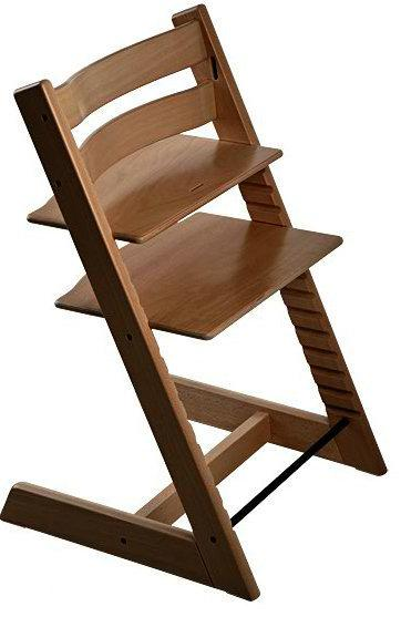 stokke tripp trapp kinderstoel walnoot. Black Bedroom Furniture Sets. Home Design Ideas