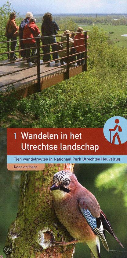 Wandelen in Utrechtse landschap / 1 Tien wandelroutes in Nationaal Park Utrechtse Heuvelrug