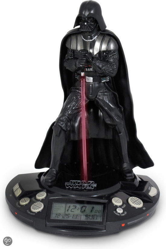 Star Wars Darth Vader Wekker