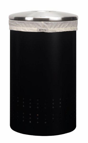 Brabantia Wasmand Wasbox - 50 l - Matt Black