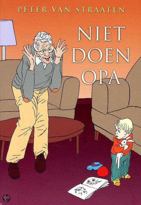 Niet doen opa
