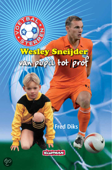 Voetbalsterren. Wesley Sneijder