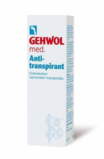 Gehwol antitranspirant mooi en gezond - Coussin anti transpirant ...