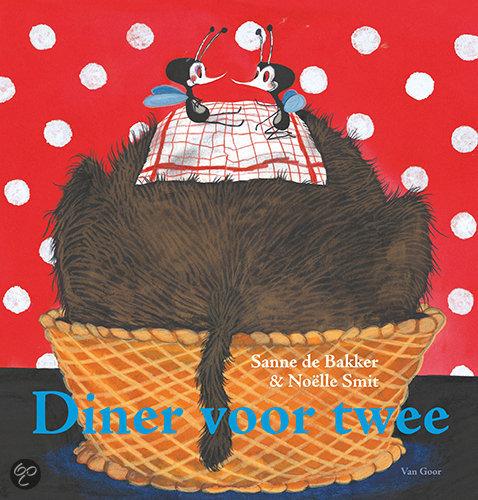 Diner voor twee sanne de bakker 9789047507260 boeken - Ch amber voor twee ...