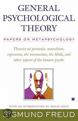freud papers on metapsychology