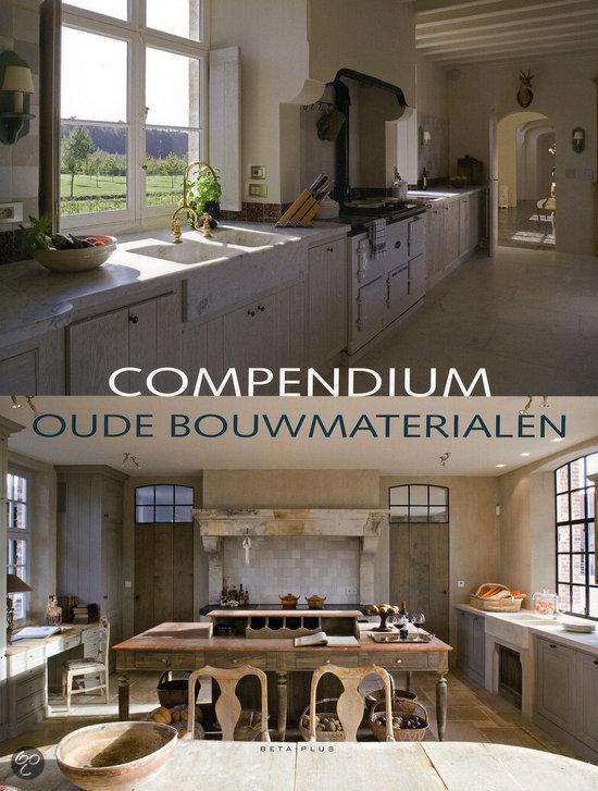 Oude Keuken Verkopen : bol.com Compendium oude bouwmaterialen, W. Pauwels 9789089440259