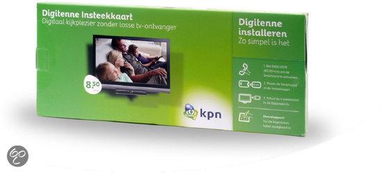 Digitenne: Wat is een Smartcard? - KPN