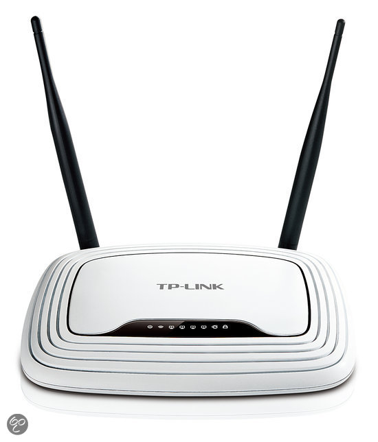 TP-LINK TL-WR841N - Wireless N300 Router - 300 Mbps