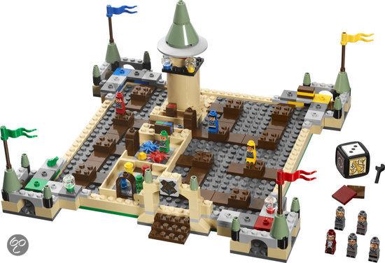 bol.com | LEGO Spel Harry Potter Zweinstein - 3862,LEGO ...