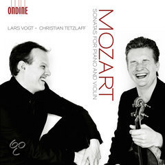 Mozart; Sonatas For Piano And Violi