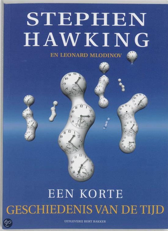 Een Korte Geschiedenis van de Tijd<br>S.W. Hawking & L. Mlodinov