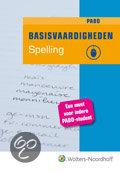 Basisvaardigheden Spelling / Deel Pabo + Cd-Rom