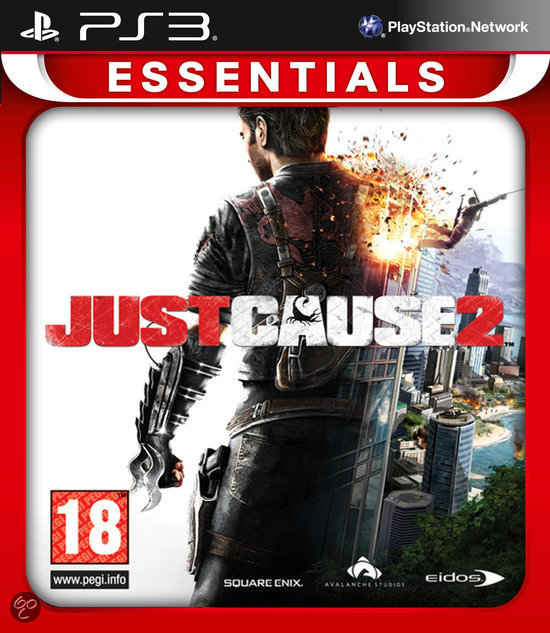 Just Cause 2 - Essentials Edition