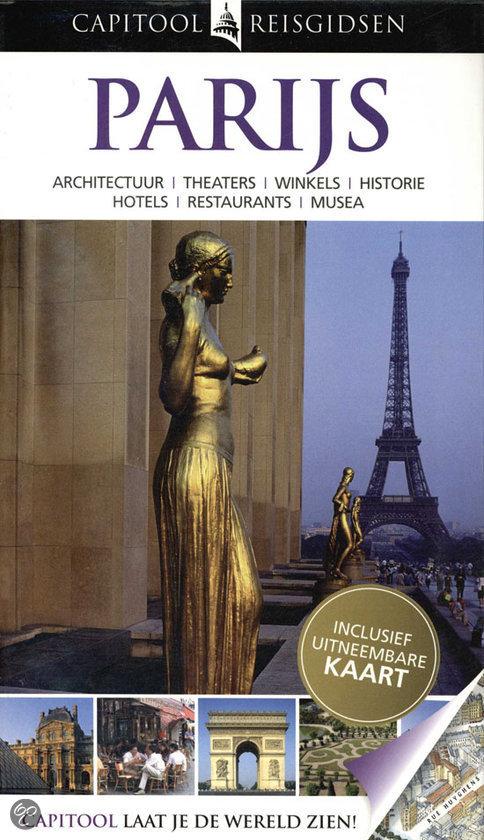 Capitool reisgids Parijs