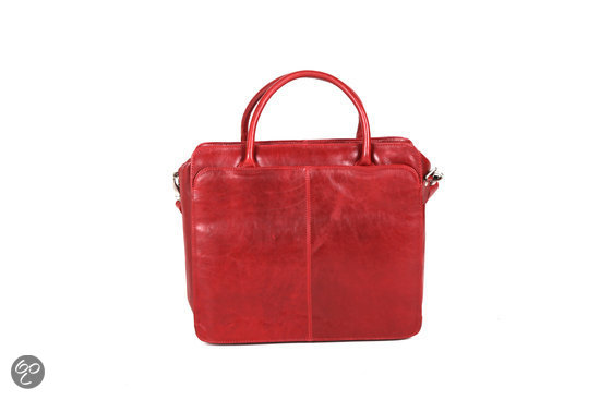 Dames Tas Leer Laptop : Bol adventure bags dames laptop tas leer rood