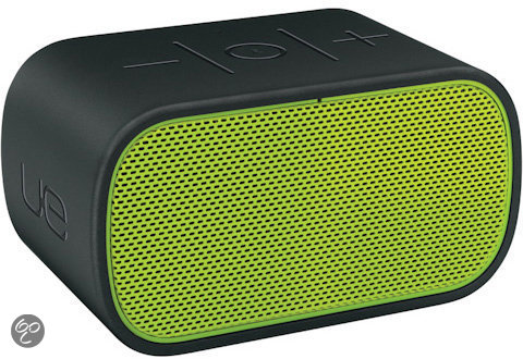 UE Mobile Boombox  - Bluetooth speaker - Geel/Zwart