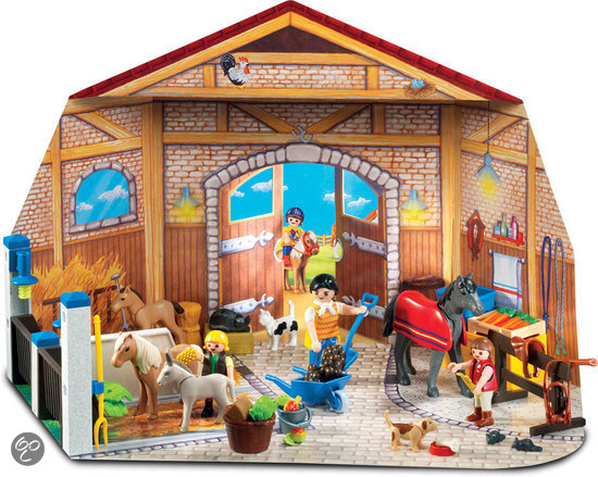 Pin playmobil manege te koop speelgoed en puzzels on pinterest for Manege te koop