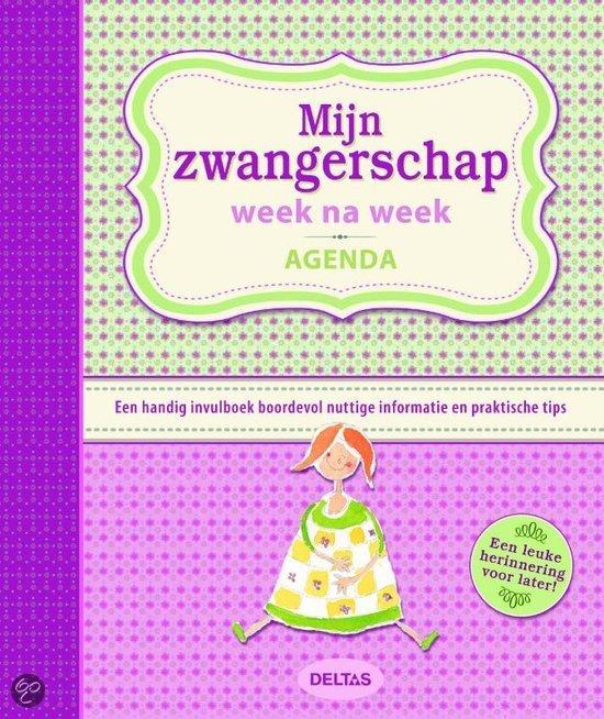 Mijn zwangerschap week na week  / deel Agenda