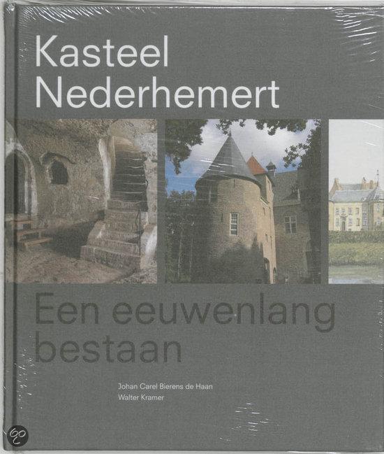 bol com   Kasteel Nederhemert, J C  Bierens de Haan  u0026 W  Kramer   9789040090806