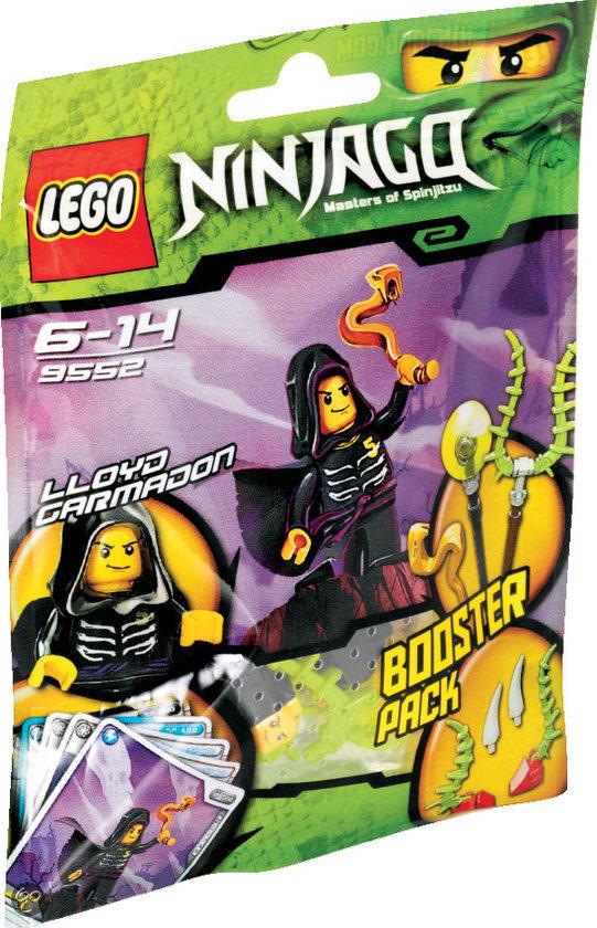 LEGO Ninjago Lloyd Garmadon - 9552