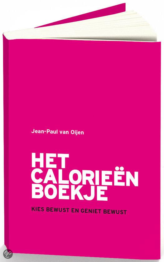 Het calorieenboekje