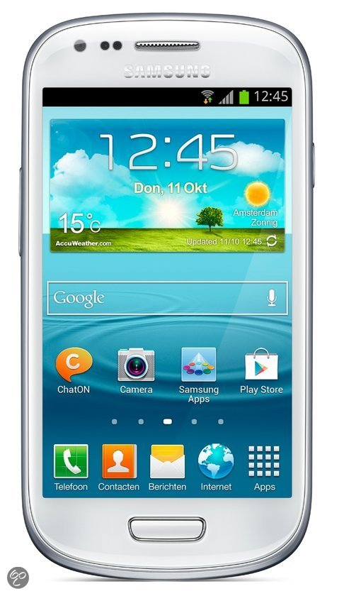 Samsung Galaxy S3 Mini (i8910) - Wit