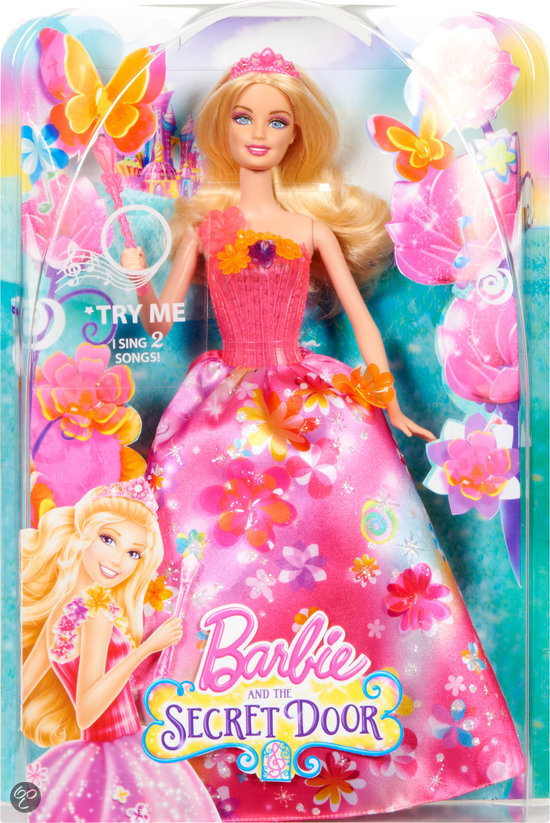bol.com  Barbie en de Geheime Deur - Mode Pop,Mattel ...