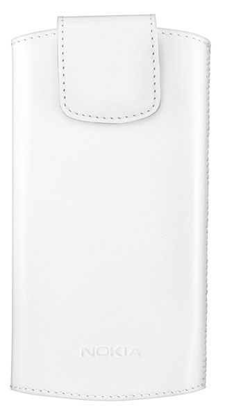 Nokia CP-556 Carrying Case, universal, White