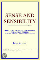 Sense And Sensibility (Webster's Chinese