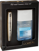 L'Oréal Paris Mascara & Remover - 2 delig - Geschenkset