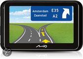 Mio Spirit 4950 Europa 44 landen - 4.3 inch scherm - Lifetime maps