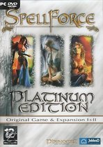 Spellforce (Platinum Edition) (Game + Add-On 1+2)  (DVD-Rom)