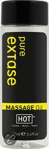 Hot-Hot Massageoil Pure Extase 100 Ml-Massageolie