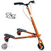 Trikke T67cs - Step - Oranje