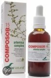 Soria Natural Composor 15 Artemisia Complex - 50 ml