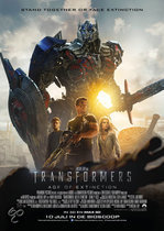Transformers 4: Age of Extinction (Blu-ray)