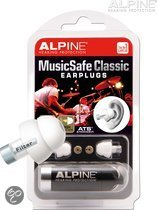 Alpine Hearing Protection Oordopjes MusicSafe Classic