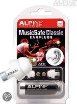 Alpine MusicSafe Classic - Muziekoordoppen
