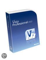 Microsoft Microsoft Visio Professional 2010 - Nederlands / Licentie/ Download
