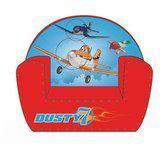 Nicotoy Planes Dusty Slaapbank/slaapbed