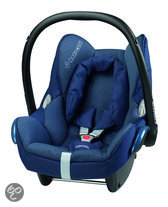 Maxi-Cosi CabrioFix - Autostoel - Dress Blues 2013