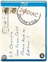 Zodiac (Director's Cut) (Blu-ray)