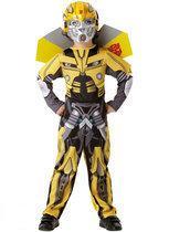 Kinderkostuum Transformers Bumble Bee maat M