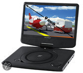 Denver MT983NB - Portable DVD-speler - 9 inch