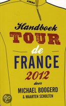 Handboek tour de France  / 2012