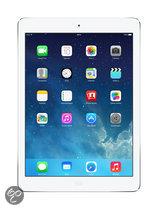 Apple iPad Air - met 4G - 64GB - Silver - Tablet
