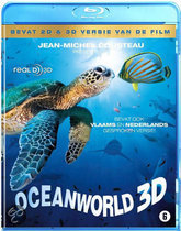 Oceanworld (2D+3D Blu-ray)